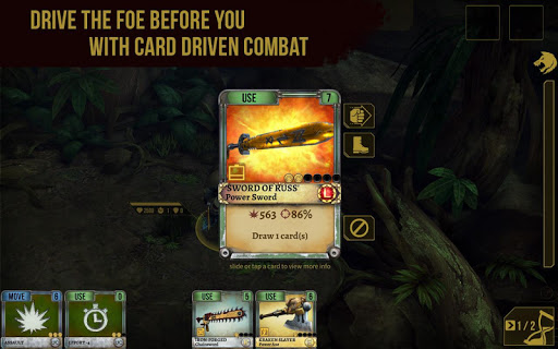 Warhammer 40,000: Apkask#3 Wolf Screenshot