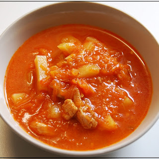 Thai Spicy Tomato Soup Recipes