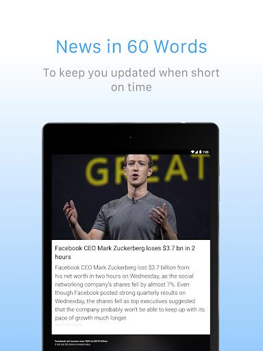 Inshorts - News Summary in 60 words screenshot 9