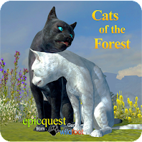 Cats of the Forest For PC (Windows And Mac)