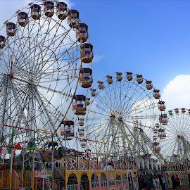by Dr .Ghanshyam Patel - City,  Street & Park  Amusement Parks