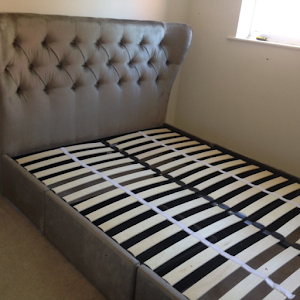 Dreams Bed Assembled