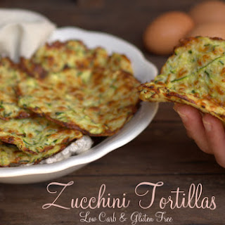 Zucchini Tortillas Recipes