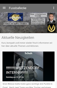 Lemmilemkes Fussballecke - screenshot