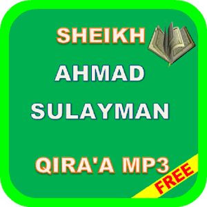 Ahmad Sulaiman Qira'a mp3 for PC-Windows 7,8,10 and Mac