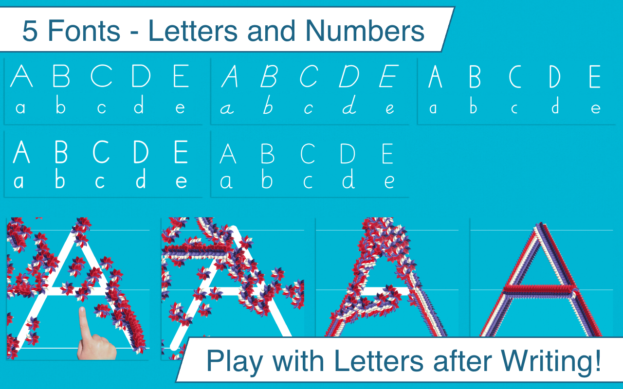 Writing Wizard Premium Letters Screenshot 12