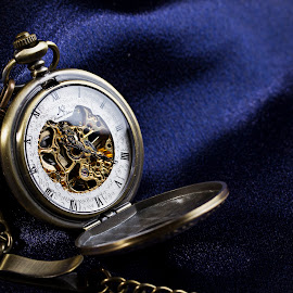 by Marlo Horne - Artistic Objects Technology Objects ( pocket watch, accessory, kronen & sohne, time piece, classic )