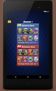 Battle Deck for Clash Royale APK for Lenovo