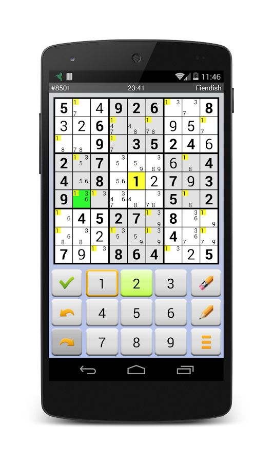 Sudoku Grab'n'Play Plus Screenshot 3