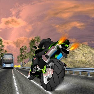 Download Moto Bike Racer GO : Highway City Traffic Rider 3D For PC Windows and Mac