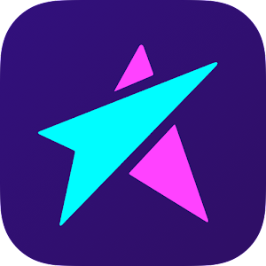 Live.me - live stream video chat social network Icon