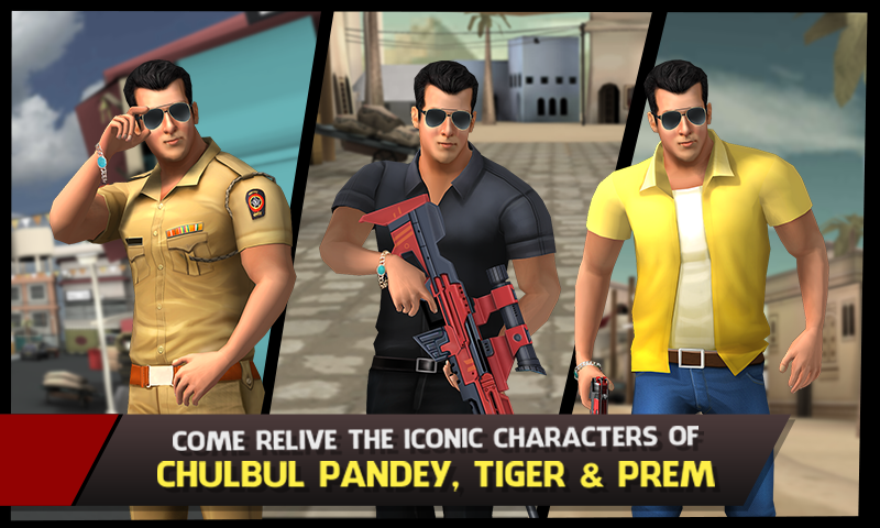 Being SalMan:The Official Game Screenshot 1