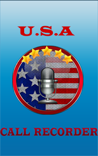 CALL RECORDER U.S.A - screenshot