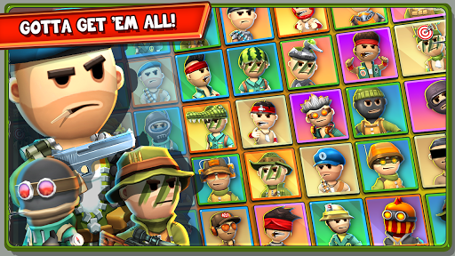 The Troopers: minions in arms For PC