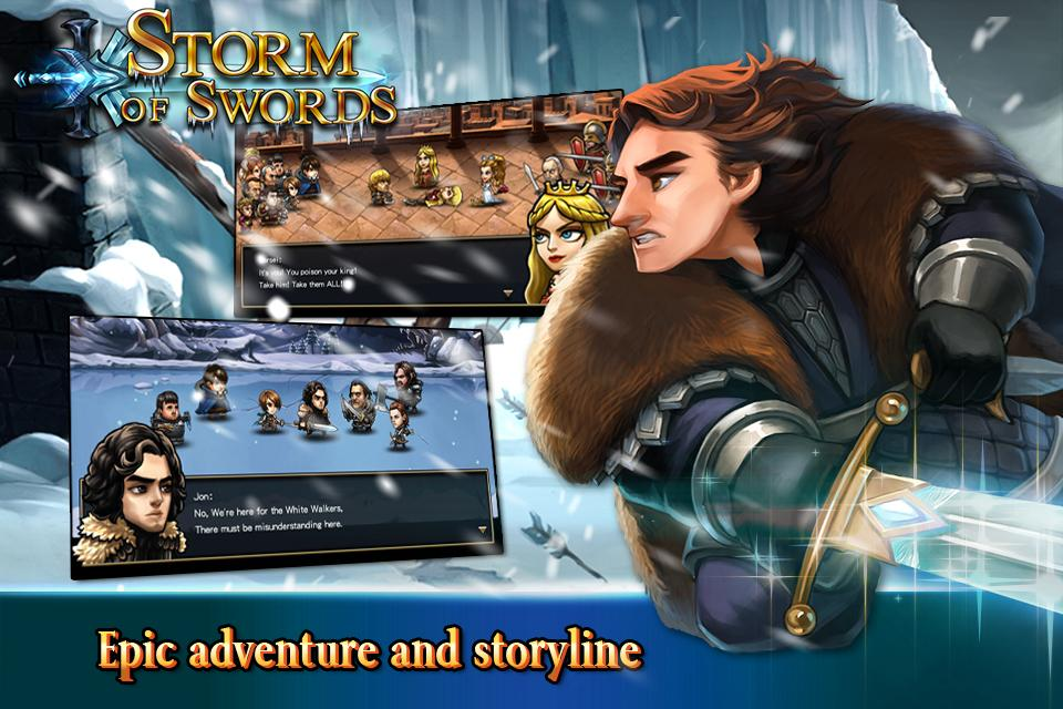 Storm of Swords Screenshot 4