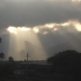 Sun set  by Indhumathi Karthikeyan - Instagram & Mobile iPhone