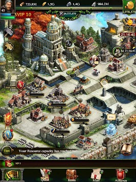 Clash Of Kings APK screenshot thumbnail 18