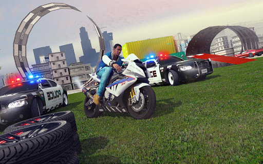 Grand Crime Auto Gangster Andreas City For PC