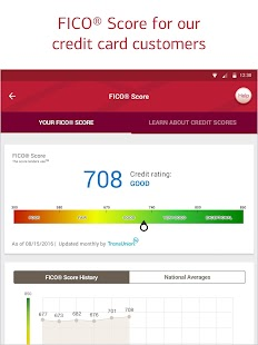 Bank of America Mobile Banking for Lollipop - Android 5.0