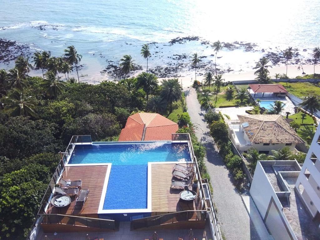 Apartamento de alto luxo a 30 metros da Praia de carapibus.