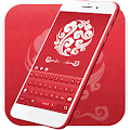 Red Phone Keyboard APK for Bluestacks