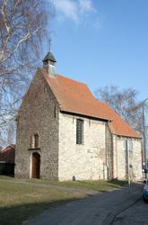 photo de Chapelle de la Ladrerie du Val d'Orcq (Chapelle Saint-Lazare)