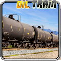 Oil Tanker TRAIN Transporter