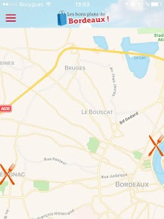 Les bons plans de Bordeaux ! - screenshot