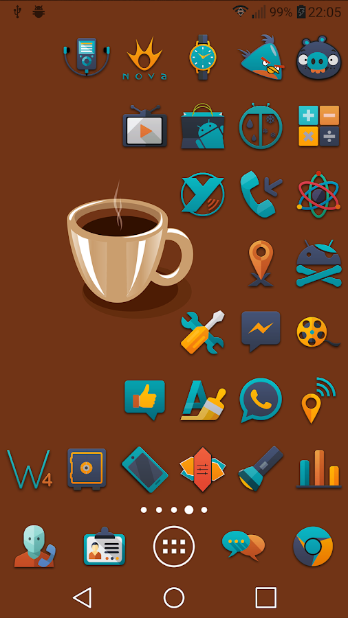 Plexis Icon Pack Screenshot 3