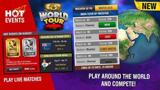 World Cricket Championship 2 screenshot 11