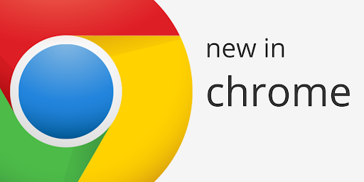 next google chrome updates
