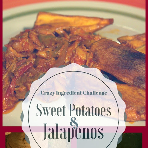 Sweet Potatoes Fries and Jalapeno Salmon Sauce