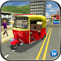 Tuk Tuk Auto Futuristic Drive APK for Bluestacks