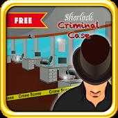 Sherlock Criminal Case 1 APK for Bluestacks
