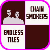 Download Chainsmokers Endless Tiles APK on PC