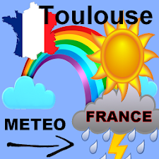 Weather Toulouse 5 days