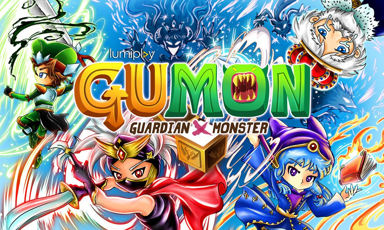 Gumon - Action RPG Screenshot