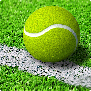 Tennis game to enjoy at the touch of a button APK Icon