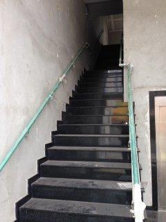 Acesso piso superior