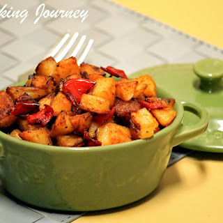 Potato Home Fries – Breakfast Potatoes