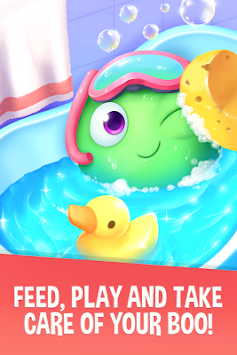 My Boo - Your Virtual Pet Game APK screenshot thumbnail 2