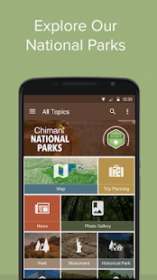 National Parks by Chimani for pc