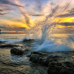 Hi Up by Agoes Antara - Landscapes Waterscapes