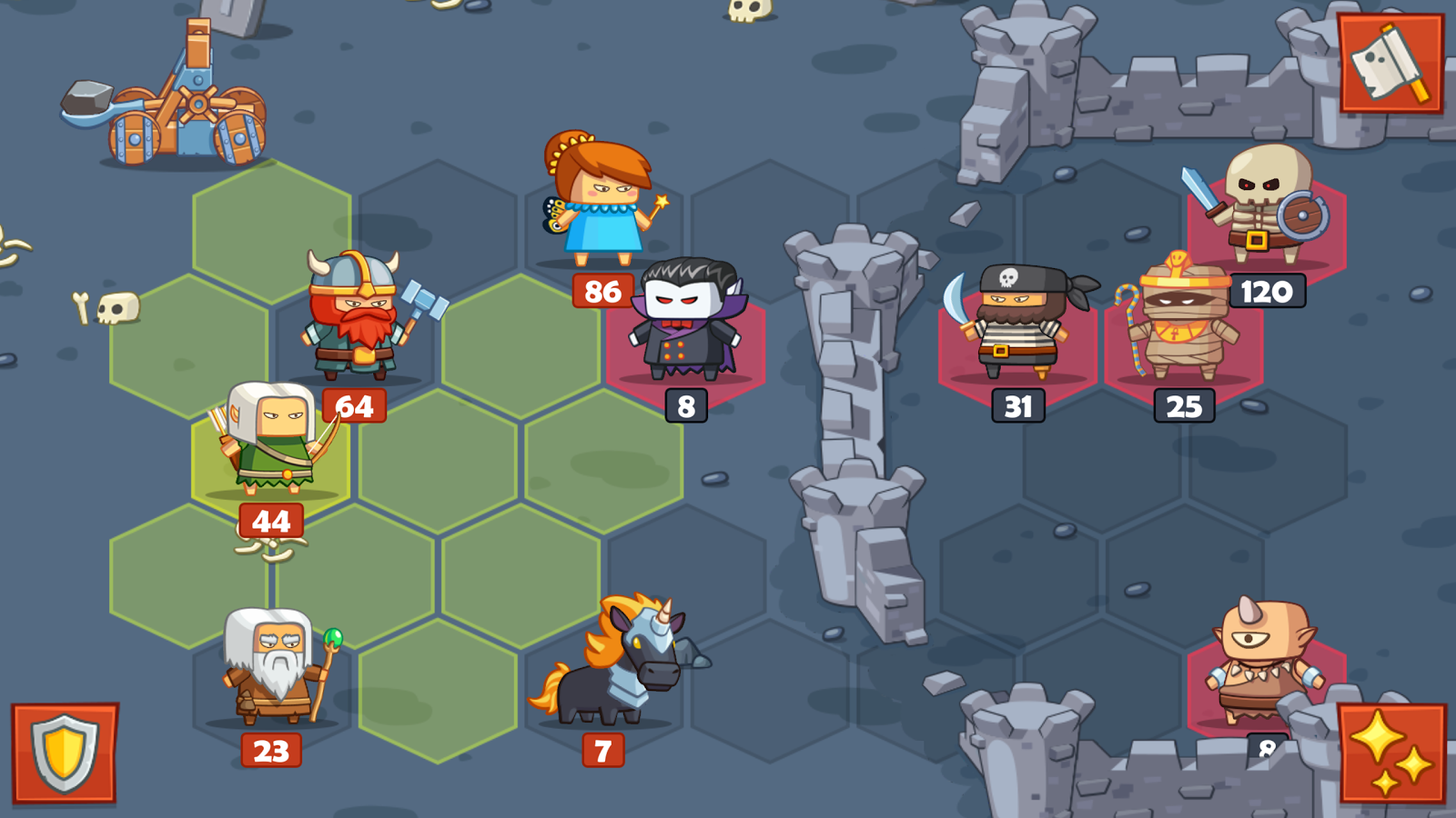 Heroes 2 : The Undead King Screenshot 6