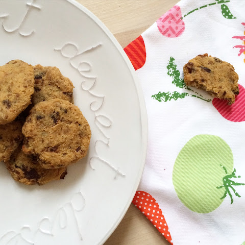 Easy Apricot AIP Cookies