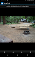 Screenshot of Camp Finder - Campgrounds