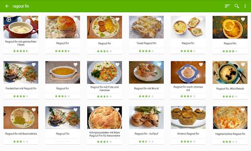 App Chefkoch - Rezepte & Kochen APK for Kindle