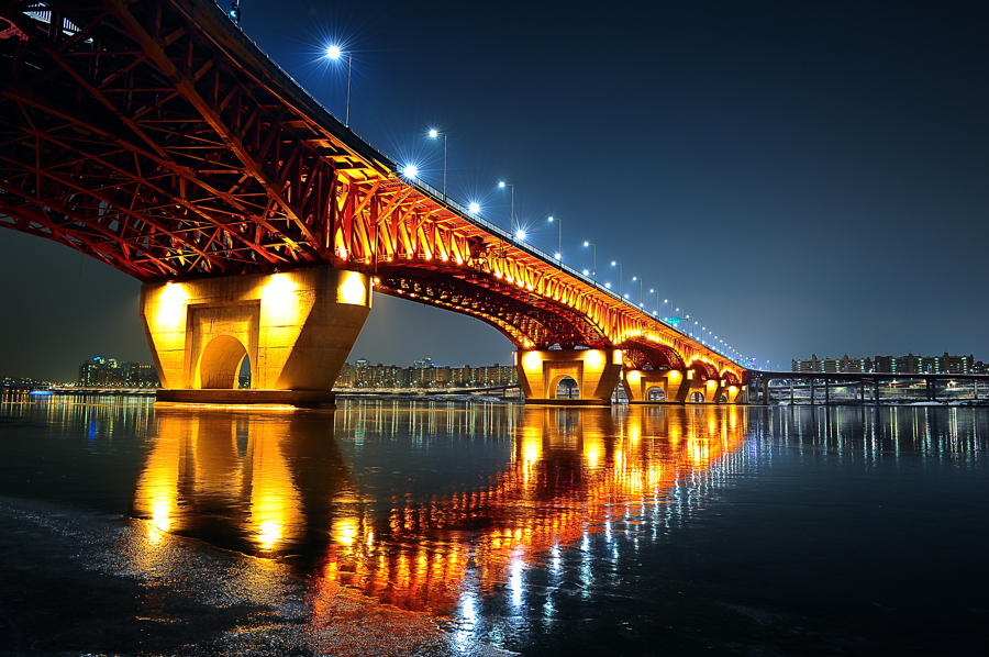 Seongsu Bridge  by Khoirul Huda - Buildings & Architecture Bridges & Suspended Structures