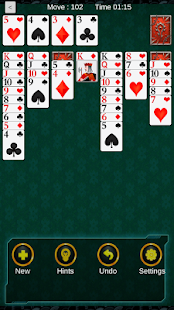 Classic Solitaire Screenshot