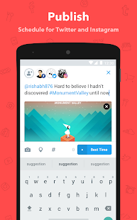 Crowdfire for Instagram growth APK for iPhone
